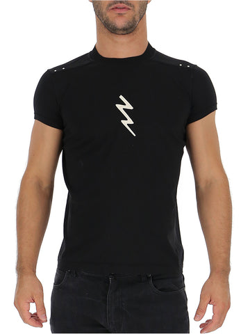 Rick Owens Printed Thunder Slim Fit T-Shirt