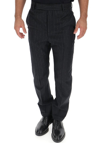 Saint Laurent Pinstriped Trousers