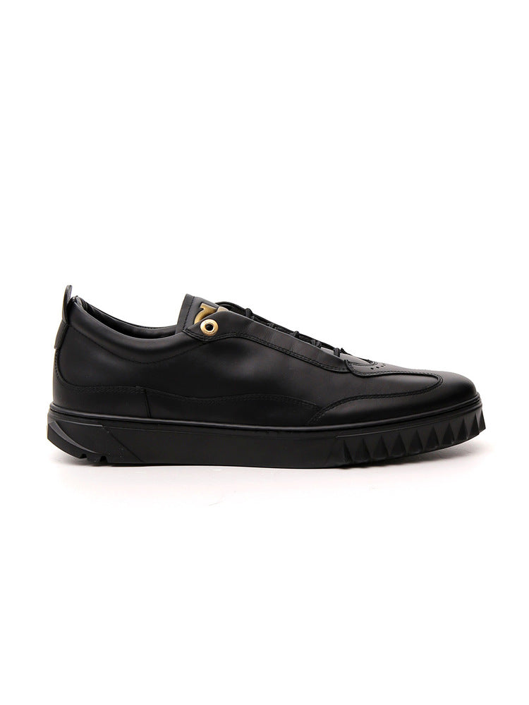 Salvatore Ferragamo Sneakers SALVATORE FERRAGAMO LOW TOP SNEAKERS