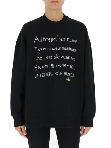 Stella McCartney All Together Now Oversize Sweater