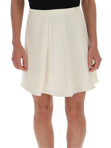 Theory Flared Mini Skirt