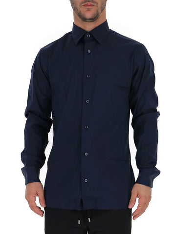 Z Zegna Slim-Fit Shirt