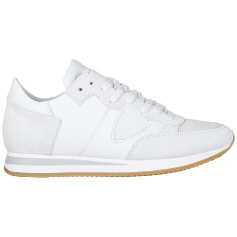 Philippe Model Patch Low Top Sneakers