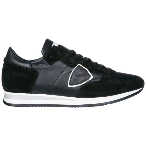 Philippe Model Logo Low Top Sneakers