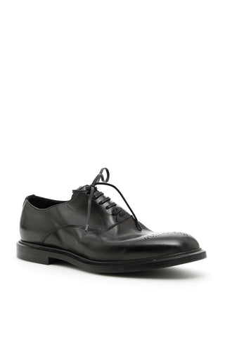 Dolce & Gabbana Lace-Up Oxford Shoes