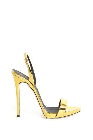 Giuseppe Zanotti Design Patent Leather Sophie Sandals