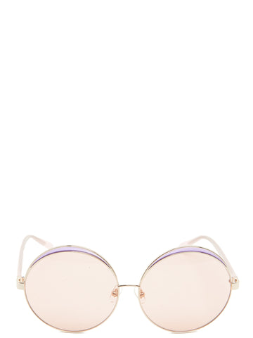 N°21 Zaiss Round Sunglasses