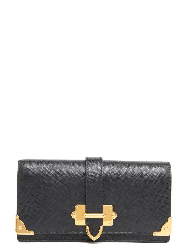 f0f46d34b6fad4 ... closeout prada leather clutch bag db5f6 ffb28