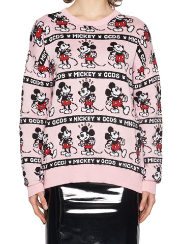 GCDS Mickey Mouse Sweater