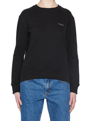 Ih Nom Uh Nit Loose Long-Sleeve Sweatshirt