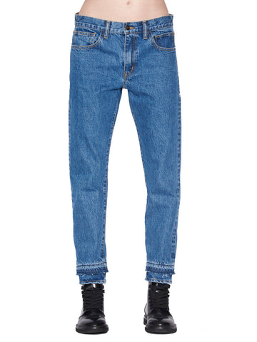 Ih Nom Uh Nit Double Hem Slim-Fit Jeans