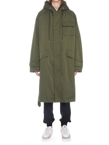 Juun.J Hooded Parka