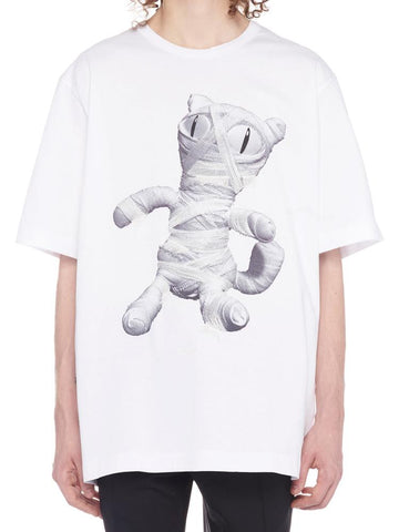 Juun.J Mummy Crew Neck T-Shirt
