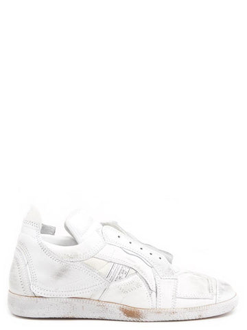 Maison Margiela Distressed Sneakers