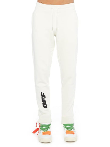 Off-White Washed Track Pants
