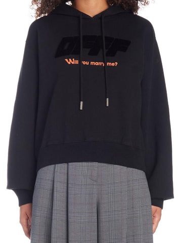 Off-White Modern Obstacles Hoodie