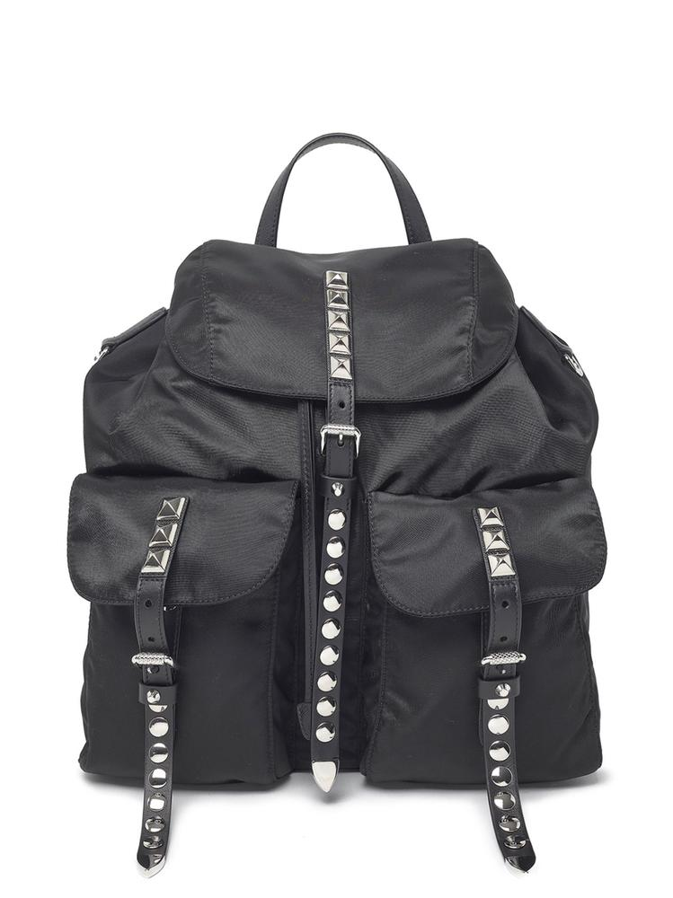 64e1ac07b605 ... discount code for prada new vela studded backpack e7f58 c54fd