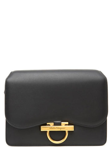 cbb7225563b7 Salvatore Ferragamo Classic Flap Shoulder Bag
