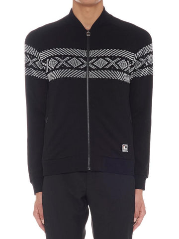 Z Zegna Zip-Up Sweatshirt