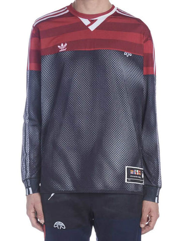 Adidas Originals By Alexander Wang Two-Tone Sweater