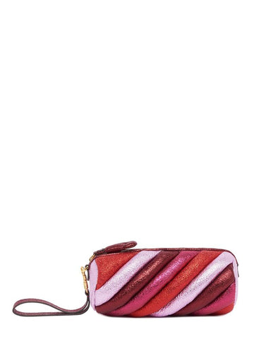 Anya Hindmarch Marshmellow Zip Clutch Bag