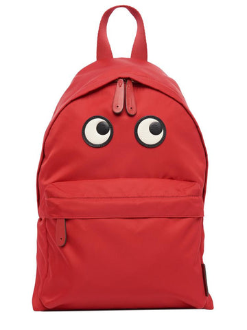 Anya Hindmarch Zip Eyes Backpack