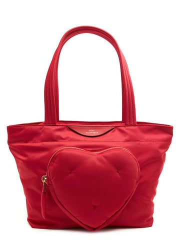 Anya Hindmarch Chubby Heart Tote Bag