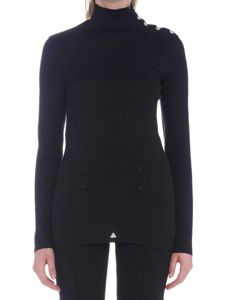 8806aac978 Balmain Fitted Turtleneck Sweater – Cettire