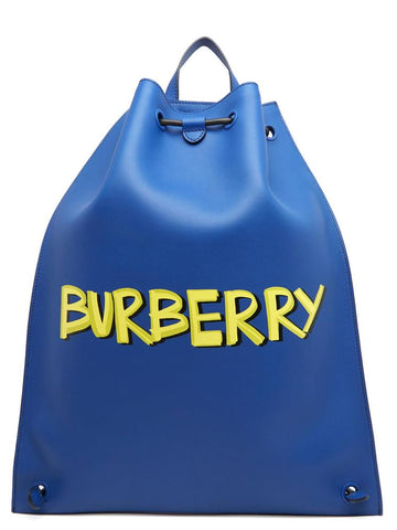 Burberry Drawcord Backpack