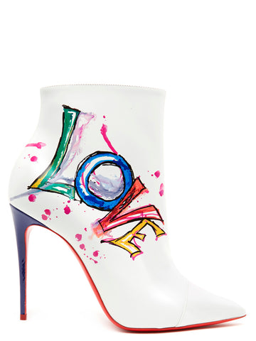 Christian Louboutin In Love Ankle Boots