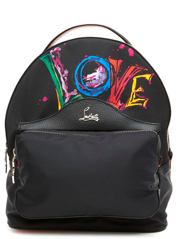 Christian Louboutin Backloubi Love Backpack