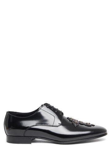 Dolce & Gabbana Cameron Lace-Up Shoes