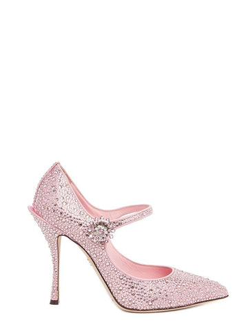 Dolce & Gabbana Lory Mary Jane Pumps