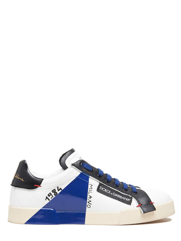 Dolce & Gabbana Colour Block Sneakers