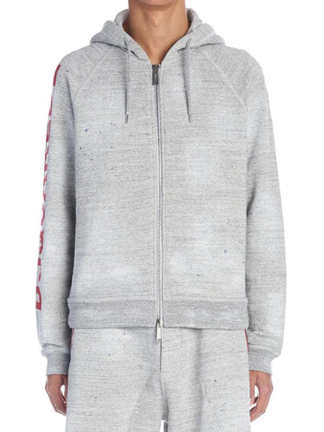 Dsquared2 Rough Rider Logo Hoodie