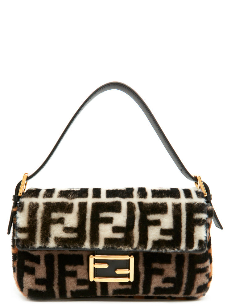 2c5ab8470664 Fendi Monogram Baguette Shoulder Bag – Cettire