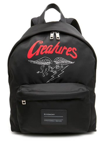 Givenchy Creatures Backpack
