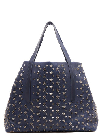 Jimmy Choo Star Studded Pimlico Tote Bag