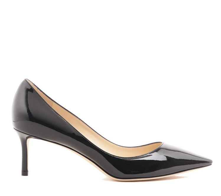 JIMMY CHOO ROMY 60 POINTED PUMPS