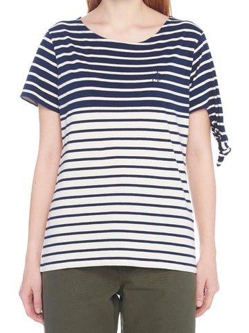 JW Anderson Striped Jersey T-Shirt