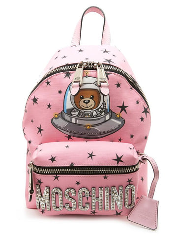 Moschino Teddy UFO Backpack