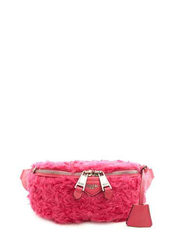 Moschino Fur Belt Bag