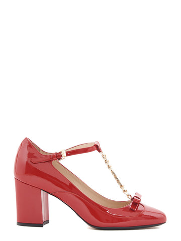 N°21 Bow Pumps