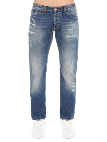 Philipp Plein Original Straight Jeans