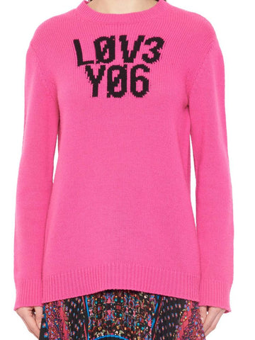 Red Valentino Love Y06 Jumper