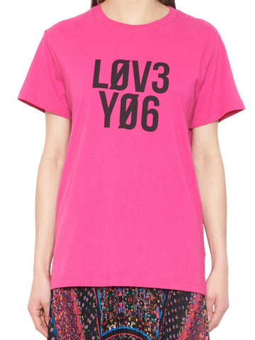 Red Valentino LOV3 YO6 T-Shirt