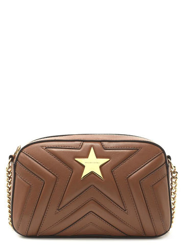 Stella McCartney Small Stella Star Crossbody Bag