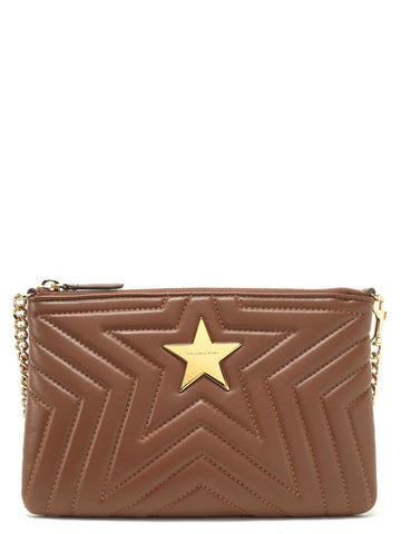Stella McCartney Stella Star Alter Nappa Clutch Bag