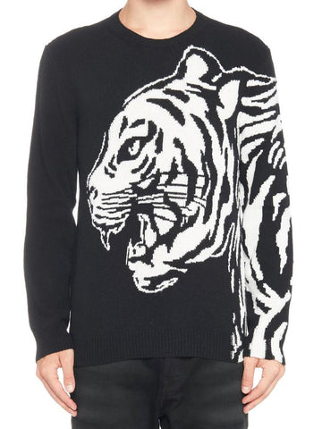 Valentino Tiger Knitter Sweater