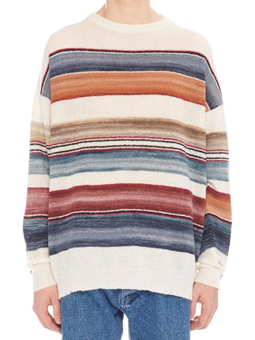 Y/Project Double Fit Striped Sweater
